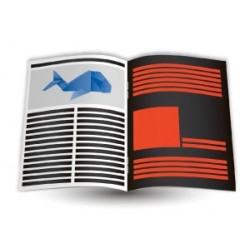 Brošure - žična vezava