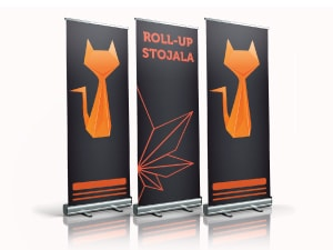 Roll-up stojala